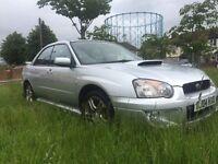 Subaru Impreza wrx swap or cash