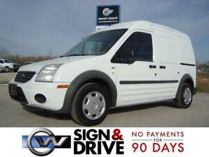 2011 Ford Transit Connect XLT *Commercial Shelving*