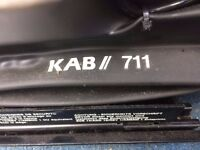 Truck seat KAB 711