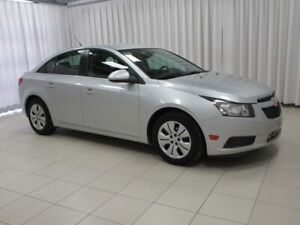 2014 Chevrolet Cruze LT TURBO SEDAN - GREEN LIGHT CERTIFIED!