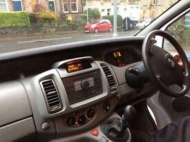 Vauxhall Vivaro - Ex BT van - low mileage