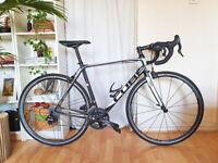 Cube Agree GTC Carbon Road Bike 56cm Campagnolo Potenza 11 + Zonda Wheels - Serviced