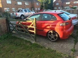 Seat Ibiza FR 1.8 20V Turbo (modified)