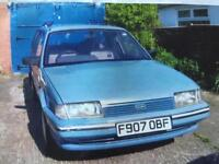 Austin Montego estate 1.6L petrol classic car