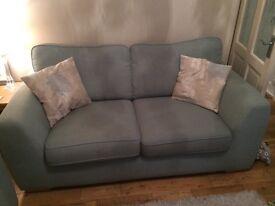 3 Seater sofa x2