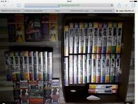 Job lot of 42 boxing videos