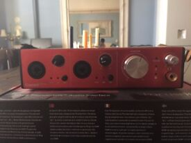Focusrite Clarett 2 pre Soundcard/Audio Interface