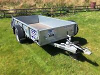 Ifor williams gd85 trailer 2011 1400kg