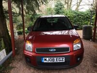 REDUCED PRICE. URGENT SALE. Ford Fusion 1.6 Zetec Climate 5dr. Low miles, easy to drive auto.