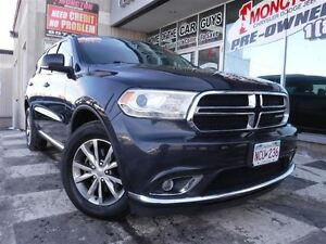 2014 Dodge Durango Limited | Navigation | Back-up camera