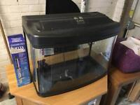 64l fish tank and filter