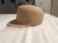 Helen Berman Wicker Cap