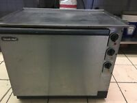 Commercial electric combo oven