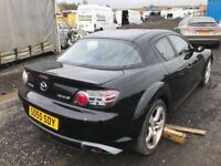 Mazda RX-8 petrol 2005 year - Spare Parts Available