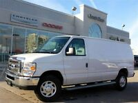 2013 Ford Econoline Commercial Max Load Capacity! Low Mileage! A