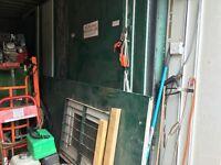7foot x 11foot cabin insulated Expanderkabin