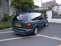 Chrysler Grand Voyager Limited XS, 2006, Stow 'n' Go, 3.3 Petrol, Automatic, 12 months MOT