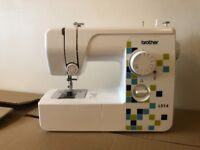 Sewing Machine, Brother LS14S Metal Chassis, Excellent condition with Bonus