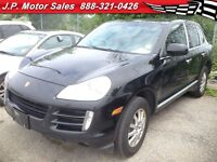 2010 Porsche Cayenne Automatic, Leather, Sunroof, AWD