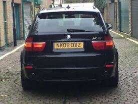 BMW X5 M SPORT 3.0 SUV DIESEL 7-seater Pan-roof DVD Sat-Nav Camera 1-owner Full History. not Audi Q7