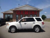 2010 Ford Escape XLT V6 4x4 Leather One Owner
