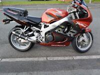 Honda fireblade 900 RR for sale