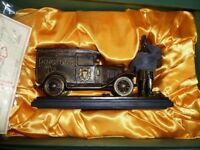 RINGTONS TEA Special 100th Anniversary very heavy Cold Cast Bronze Sculptures 2 for sale