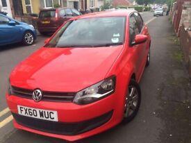 VW POLO 1.6 TDI 2010 5DR HATCH