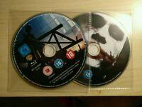 Sleeveless Batman Dark Knight Blu-ray