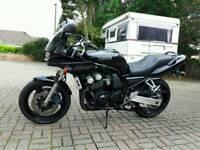 Yamaha FZS600 low miles