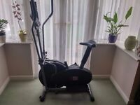 (Brand New & Used options) 2-in-1 Elliptical Cross Trainer Exercise Bike