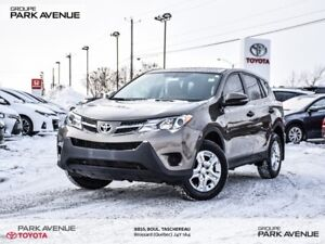 2013 Toyota RAV4 LE+AWD+BLUETOOTH+ROUES CHROME