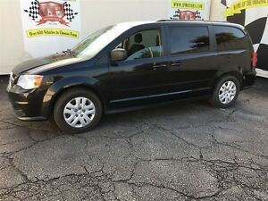 2014 Dodge Grand Caravan SXT, Stow N Go Seating, Bluetooth,