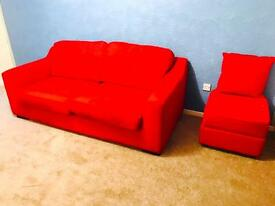 Two double sofas for sale very good condition
