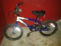 Kids urban racers bike