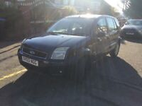 Ford, FUSION, Hatchback, 2003, Manual, 1398 (cc), 5 doors