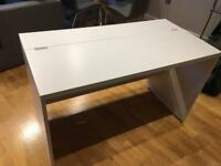 IKEA desk - white
