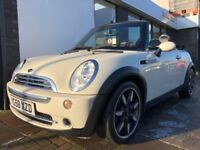 MINI Convertible 1.6 One Sidewalk 2dr ONLY 62507 GENUINE MILES