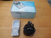Siemens MC 60 MOBILE PHONE