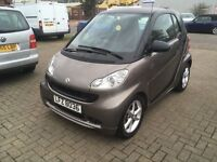 2011 Smart Fortwo 1.0 MHD Softtouch....Low Miles@ 51,000....FSH....Private Plate