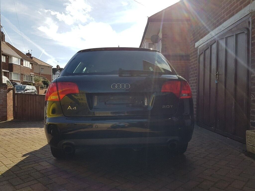 Audi A4 Avant 20 Turbo Spares Or Repairs In Mansfield