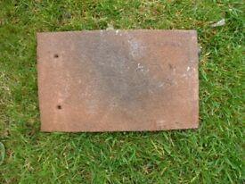 roof tiles 26.5cm x 16.5cm
