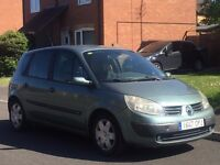 LHD Renault megane scenic 1.9 DCi Left hand drive