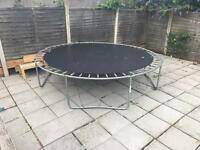 Trampoline 10 ft for sale