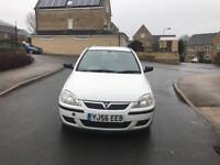 Vauxhall corsa 1.3 CDTi, 108k miles, cheap road tax £30 for year,