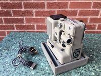 Eumig Imperial P8 Movie Projector In Original Case