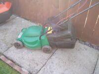 qualcast lawnmower for sale