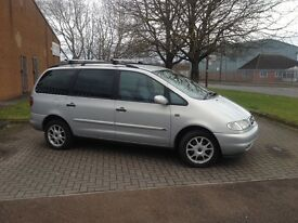 Ford Galaxy 1.9 Tdi seven seater mpv people carrier,spares or repair