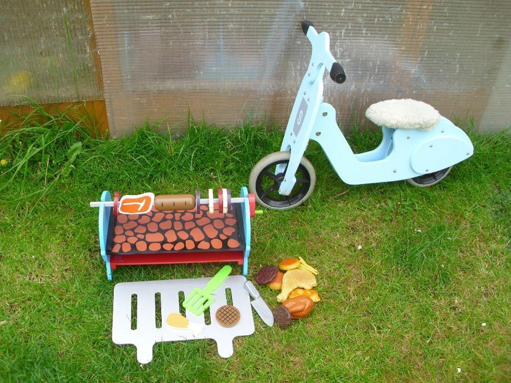 Wooden Mumbo Jumbo Balance Bike Wooden Bbq Accessories In