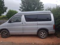 SPARES AND REPAIRS Mazda Bongo Auto Free top 1998 2.0L Petrol